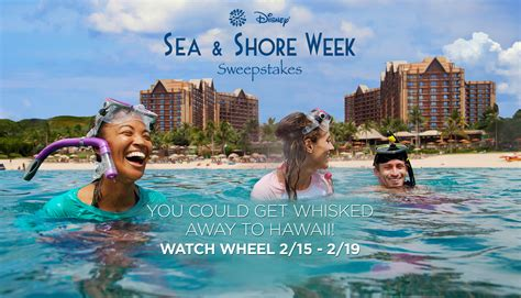 Disney Aulani Sweepstakes - aulani the disney cruise line blog