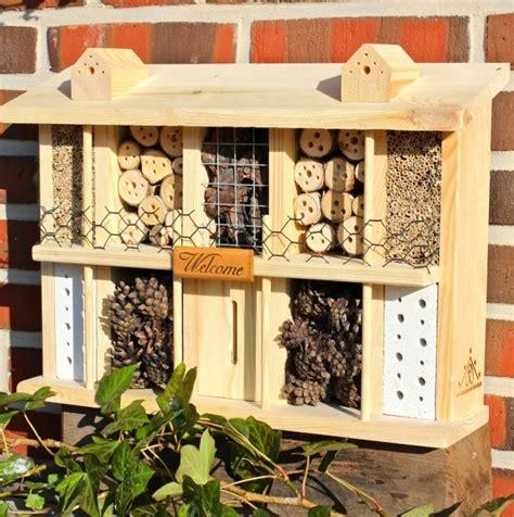 Insektenhotel Selber Bauen Anleitung 3964 by Insektenhotel Bausatz Mit Bauanleitung Vogel Und