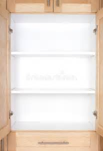 empty cupboard stock photo image  pantry drawer