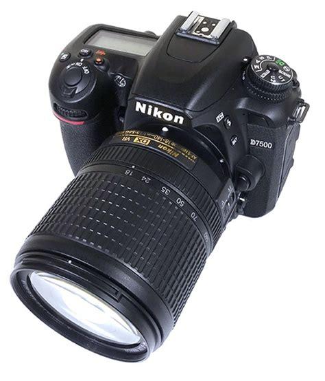 Kamera Nikon D7500 geschwindigkeit testbericht zur nikon d7500 testberichte dkamera de das digitalkamera
