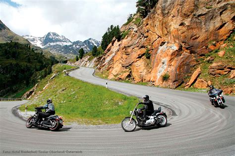 Motorrad Fahren Alpen by Kurzurlaub Mit Dem Motorrad Alpenjoy De