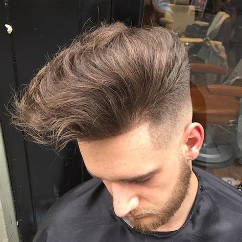 Naturals Salon Boys Combover | 80 popular men s haircuts hairstyles