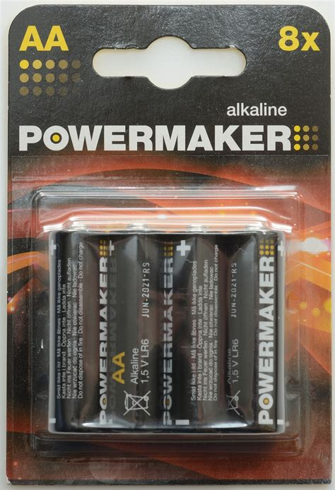 alkaline battery charger reviews test review of powermaker alkaline aa batteries and