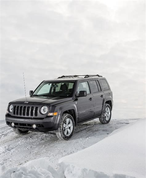 Jeep Patriot Change Jeep Plans To Replace Compass And Patriot With New