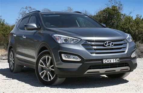 2013 Hyundai Santa Fe Review by 2013 Hyundai Santa Fe Elite Crdi Road Review