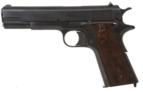 deactivated wwi colt 1911