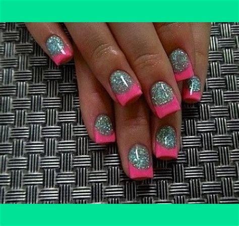 Jet Shower Wasser Pop Fuschia pink tips silver glitter bed k s kennedy photo beautylish