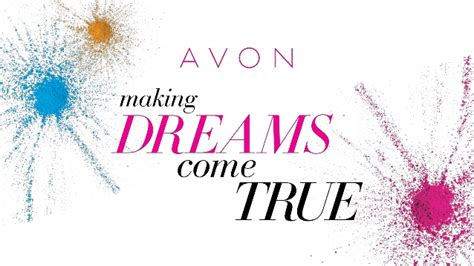 how to your to come dreams come true with avon show your team how to start strong