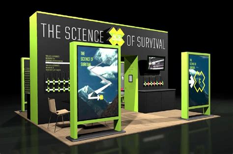 Home Office Design Tips by How To Design An Effective Trade Show Booth Trisoft