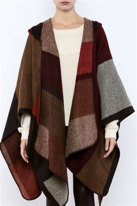lovestitch poncho scarf from shore by addicted