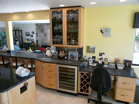Kitchen Counter Desk by Timeless Maple Black Hub Kitchen Danilo Nesovic