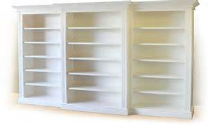 image gallery white bookshelves