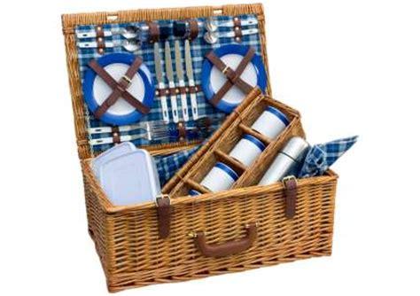 der perfekte picknickkorb picknickkorb ascot f 252 r 4 personen leisure trends