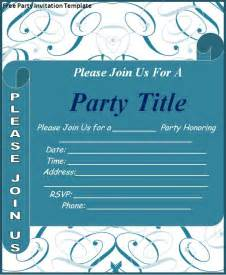 Free Downloadable Invitation Templates by Corporate Invitation Templates Free Images