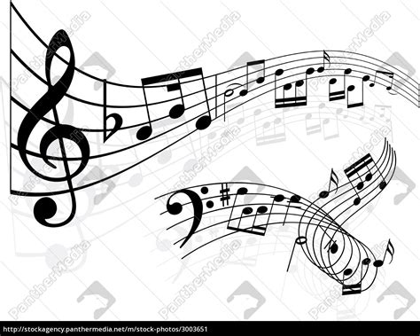 wallpaper animasi musik musik noten hintergrund stockfoto 3003651