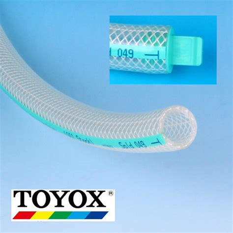 Selang Toyox Selang Industri toyofoods lembut pvc selang kimia diproduksi oleh toyox