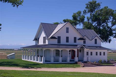 southern farmhouse with wrap around porch siudy net
