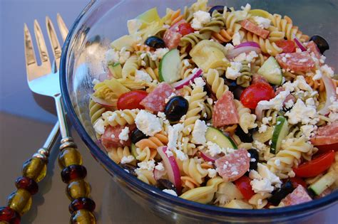greek pasta salad recipe greek pasta salad recipes dishmaps