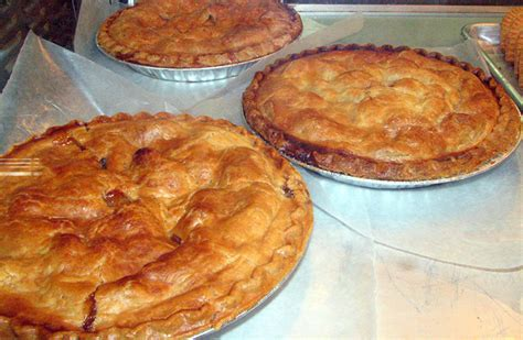 Handmade Pies - mountain fresh orchards hendersonville nc apple orchard