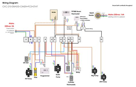 danfoss wiring diagram