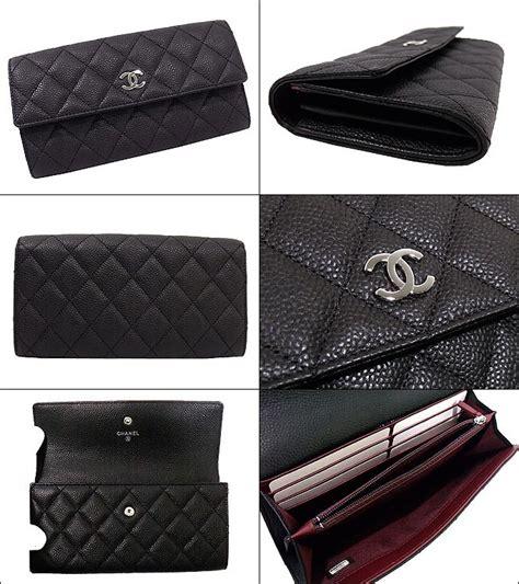 Bros Chanel Import 6 楽天市場 シャネル chanel 財布 長財布 送料無料 a48981 ブラック キャビアスキン cc フラップ 二つ折り長財布激安 レディース 楽ギフ 包装 ブランド セール 通販
