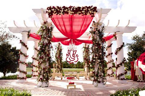 orlando fl indian fusion wedding by jensen larson photography indian ceremony in orlando fl indian fusion wedding by