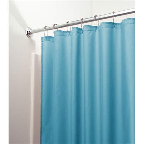 best type of shower curtain liner interdesign waterproof shower curtain wayfair