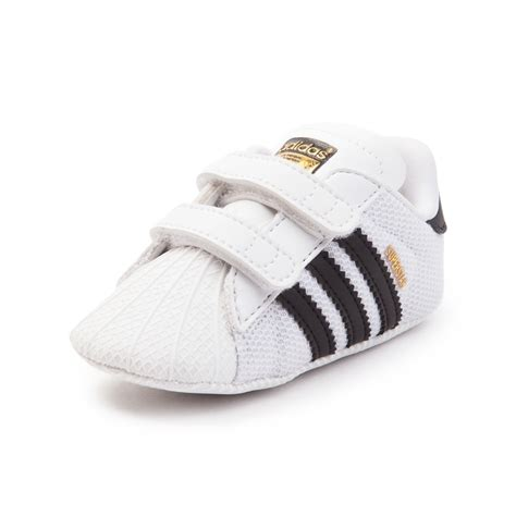 Adidas Superstar Crib Shoes by Infant Adidas Superstar Athletic Shoe
