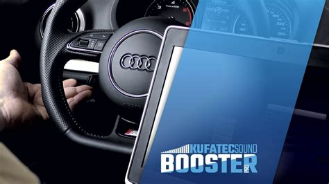 Audi A3 Tempomat Bedienung by Kufatec Sound Booster Pro Audi A3 Bedienung Tempomat