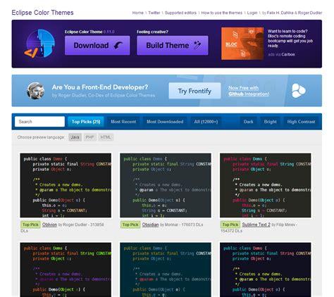 eclipse color theme plugin eclipse color theme plugin 爱程序网