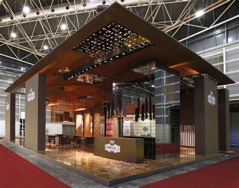 booth design architecture royal ceramica booth by paolo cesaretti valencia 187 retail