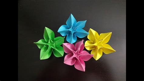 paper flowers origami easy home decorating ideas home diy easy origami paper plants simple wall house