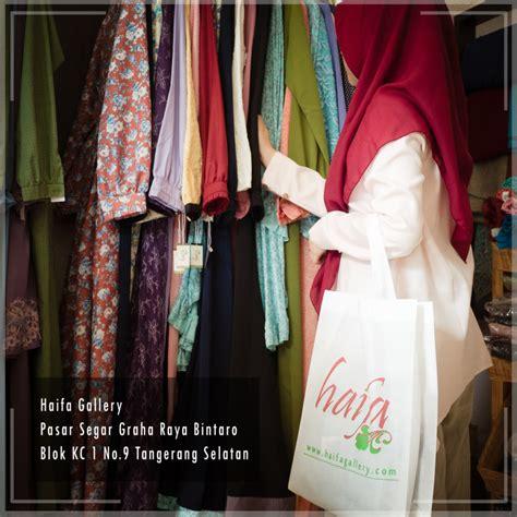 Blouse Kantor Baju Muslim 02 padu padan blouse dan kulot busana muslimah haifa rumah jahit haifa