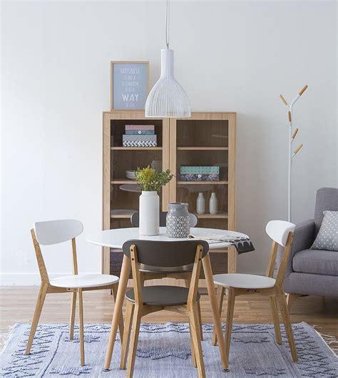 slow mesa de comedorcocina redonda sillas mesas de
