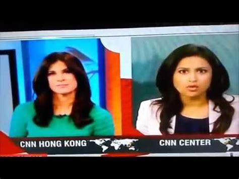 news anchor blooper on cnn international live tv