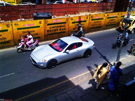 maserati chennai supercars imports chennai page 309 team bhp