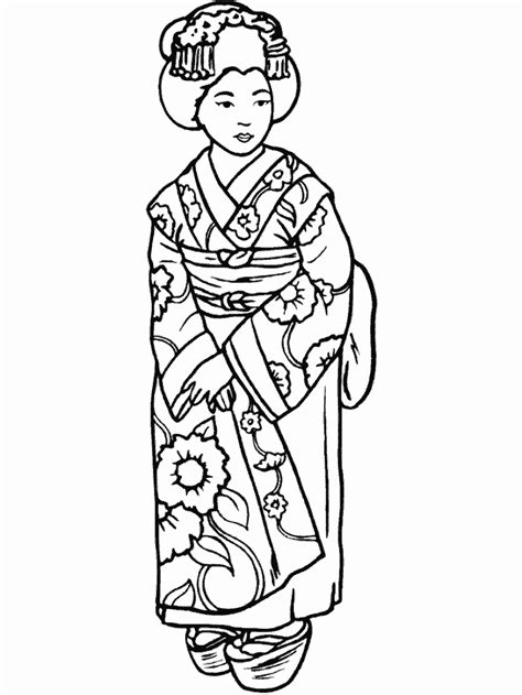 japanese coloring pages japan coloring page az coloring pages