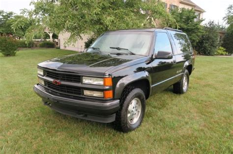 old cars and repair manuals free 1994 chevrolet suburban 2500 spare parts catalogs service manual old car manuals online 1994 chevrolet blazer on board diagnostic system 1994
