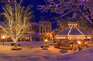 10 best small towns for the holidays huffpost