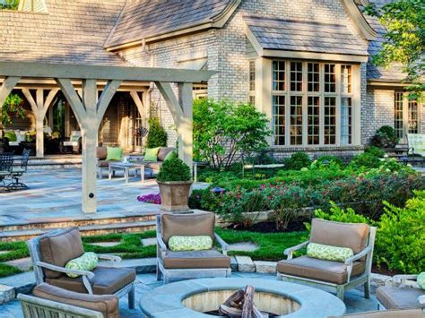 backyard bob fire pit ideas pictures projects hgtv
