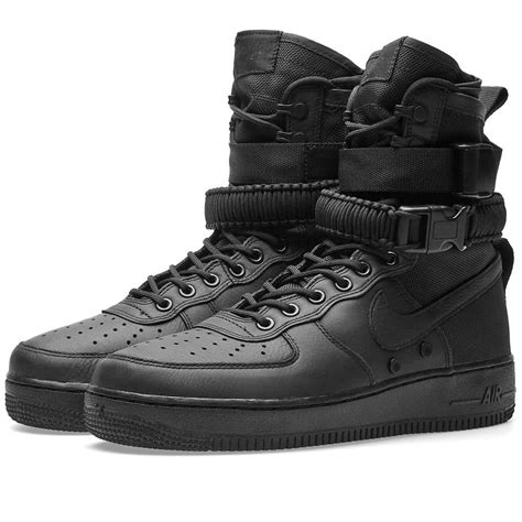 air force boat lyst nike sf air force 1 boot in black for men save 38