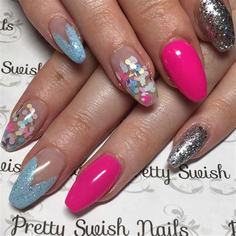 colorful acrylic nails 30 colourful acrylic nail designs ideas design