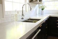 white concrete countertops ideas  pinterest kitchen  concrete countertops