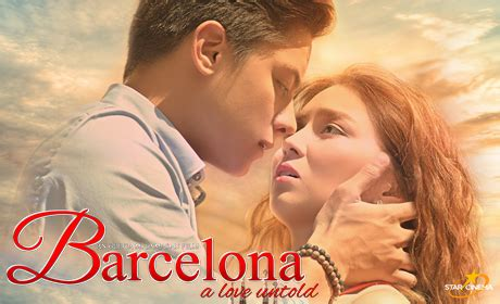 barcelona a love untold movie kathniel s quot barcelona a love untold quot joins korean film