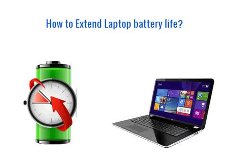 how to extend your laptop battery life youtube an easy ways to extend laptop battery life