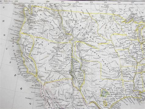 road map western us states road map of southwest united states