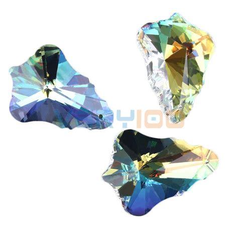 Chandelier Crystal Prisms 30pcs Crystal Chandelier Rainbow Prisms Hanging Drops