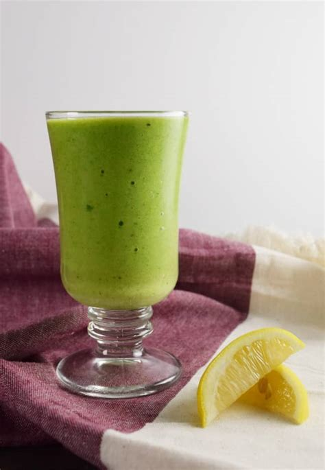 Printable Detox Smoothie Recipes by Green Detox Smoothie Recipe