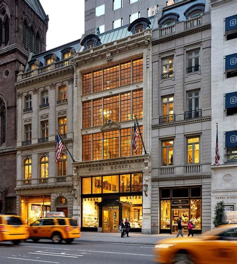 wallpaper store manhattan ren 233 lalique s windows saved this fifth avenue building