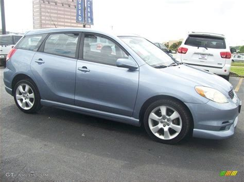 2004 Toyota Matrix Xr 2004 Cosmic Blue Metallic Toyota Matrix Xr 63038167